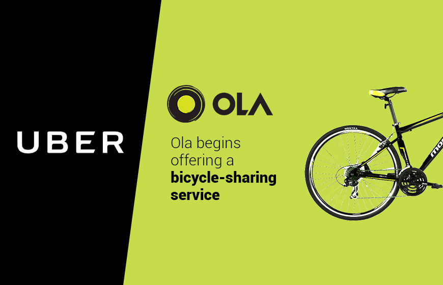 Ola Bicycle-Sharing Service