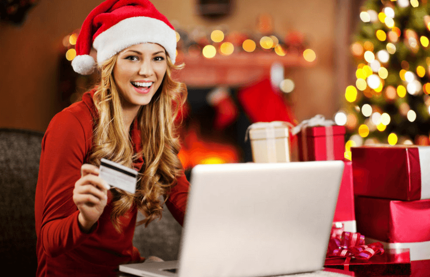 Christmas Shopping packages