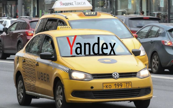 Uber and Yandex is Coming Together To Complete Riding Giants In Russia