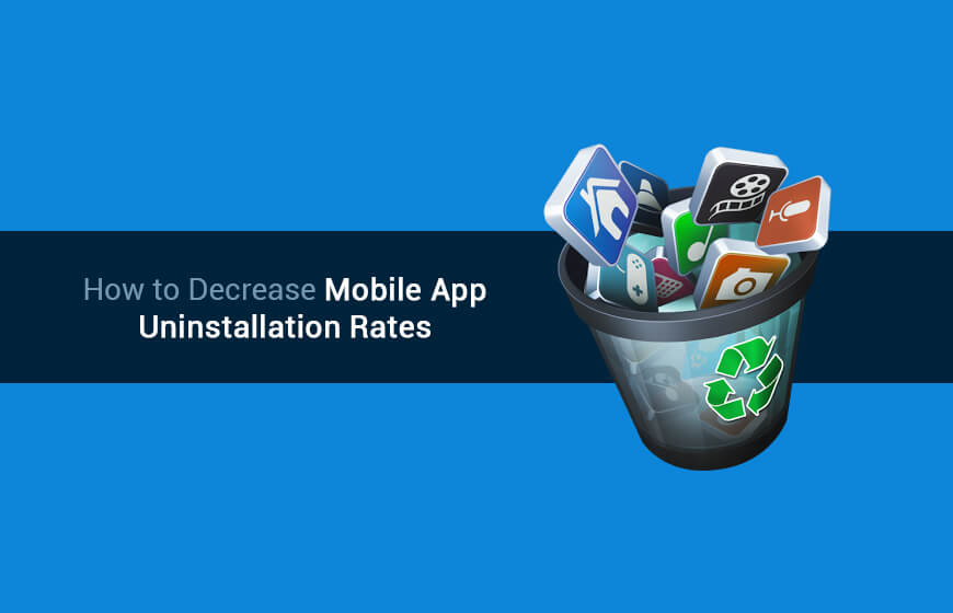 Mobile App Uninstallation rate