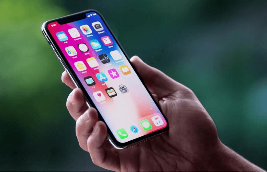 iPhone X Smartphone margin