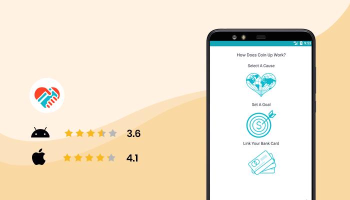 mobile fundraising app