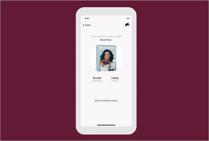 library app Libby