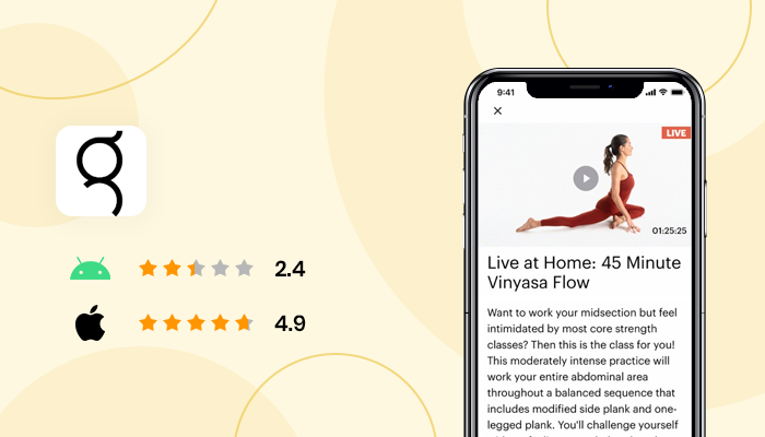 Glo - Best Yoga App