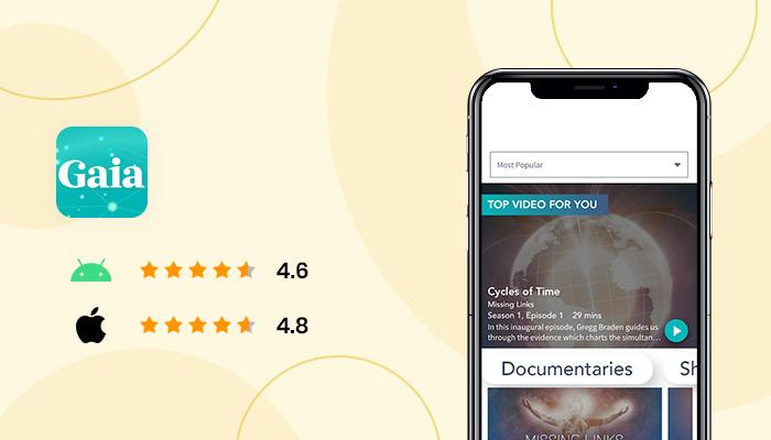 Gaia - Best Yoga App