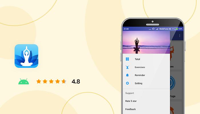 Yoga Daily Fitness - Best Yoga App
