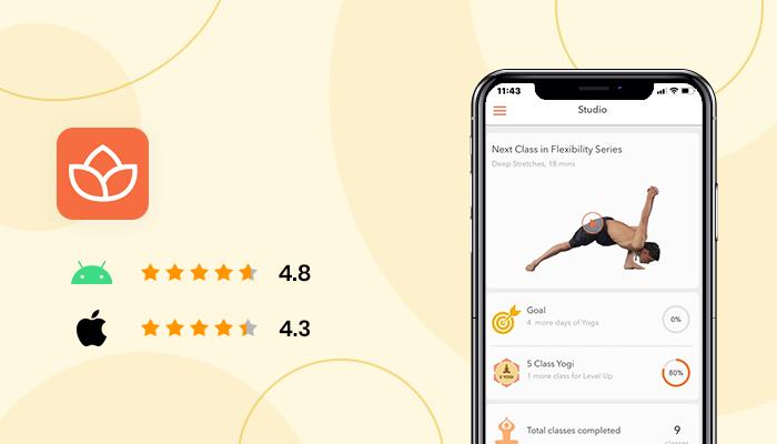 Yoga - Track Yoga - Best Yoga App