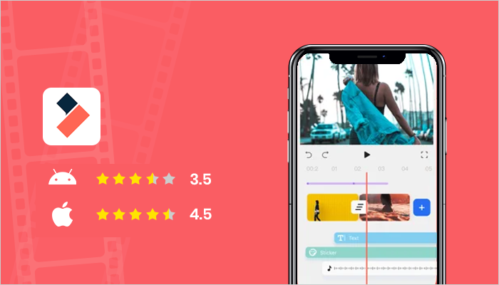 FilmoraGo - Best Video Editing Apps