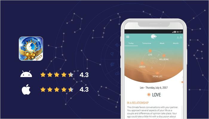 iHoroscope - Best astrology app
