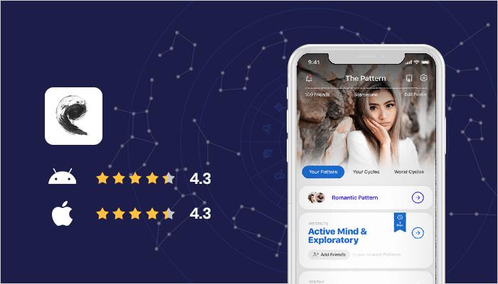 The Pattern - Best astrology app
