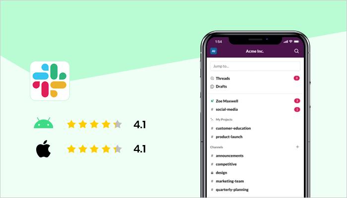 Slack - Best video conferencing apps