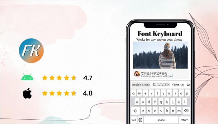 Font Keyboard - Best Keyboard Apps