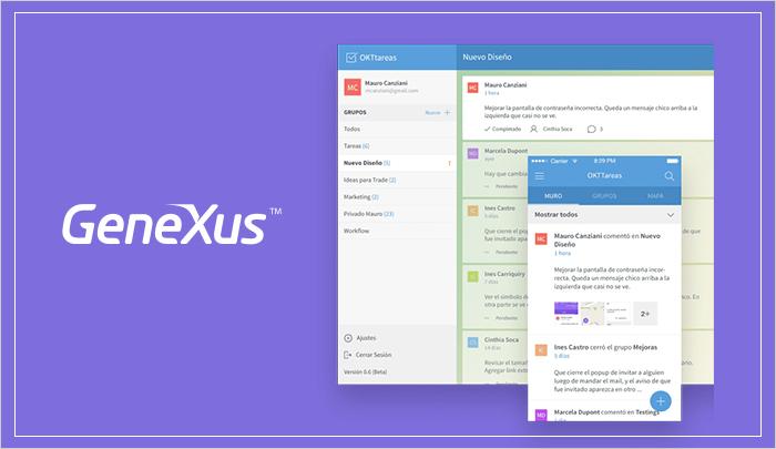 GeneXus- Best No Code Platforms