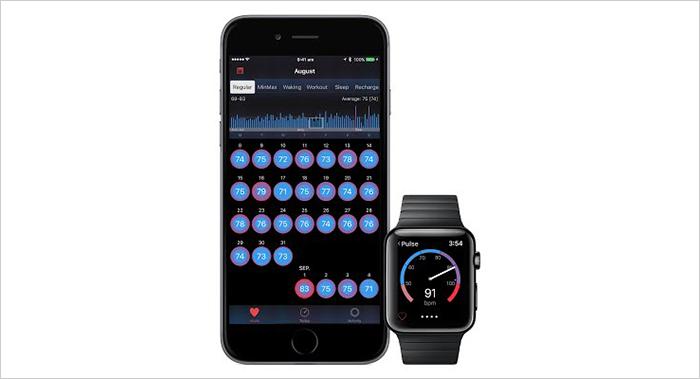 Heart Watch App Review