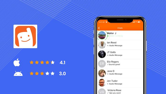 Voxer - Best Apps For Secret Texting