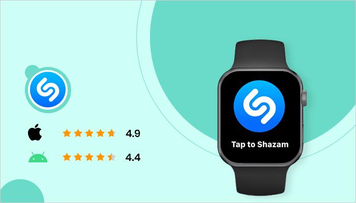 Shazam - Best App For Smartwatch