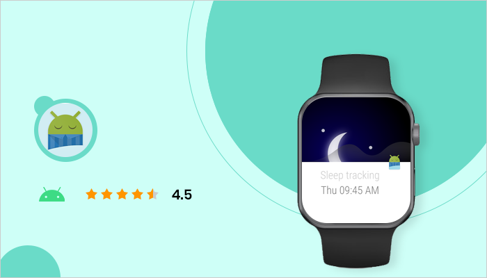 Sleep As Android - Best App For Smartwatch