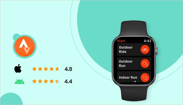 Strava - Best App For Smartwatch