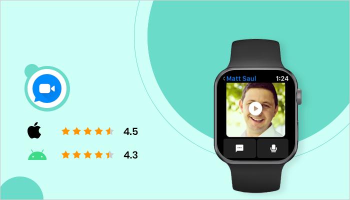 Glide - Best App For Smartwatch