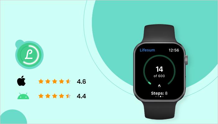 Lifesum - Best App For Smartwatch