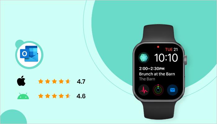 Microsoft Outlook - Best App For Smartwatch