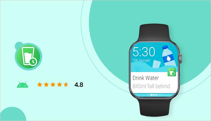 Water Drink Reminder - Best App For Smartwatch