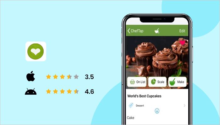 ChefTap - Best Cooking Apps