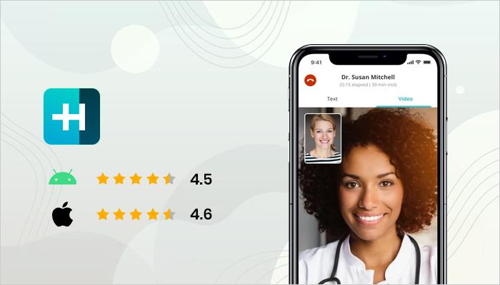 HealthTap - best healthy living apps