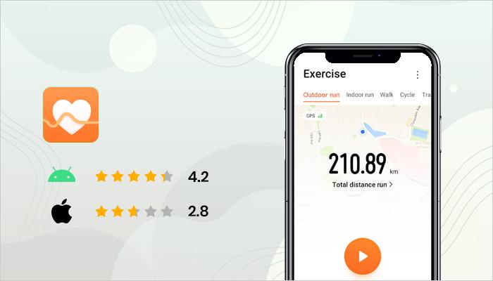 Huawei Health - best healthy living apps