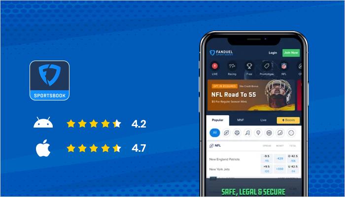 FanDuel - Top Sports Betting Apps