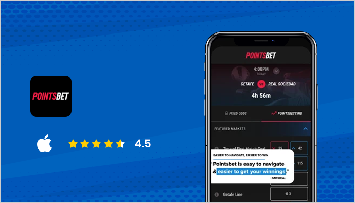 Pointsbet - Top Sports Betting Apps