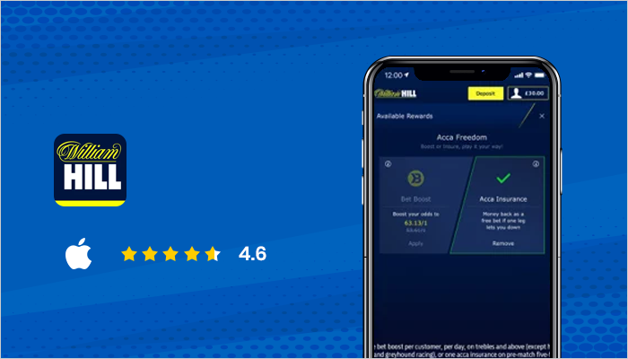William Hill Sports - Top Sports Betting Apps