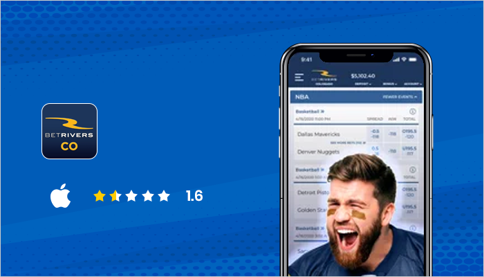 BetRivers Sportsbook - Top Sports Betting Apps