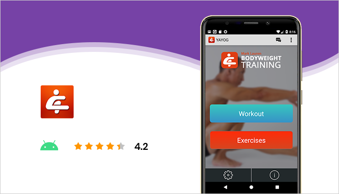 You Are Your Gym - Best Fitness Apps