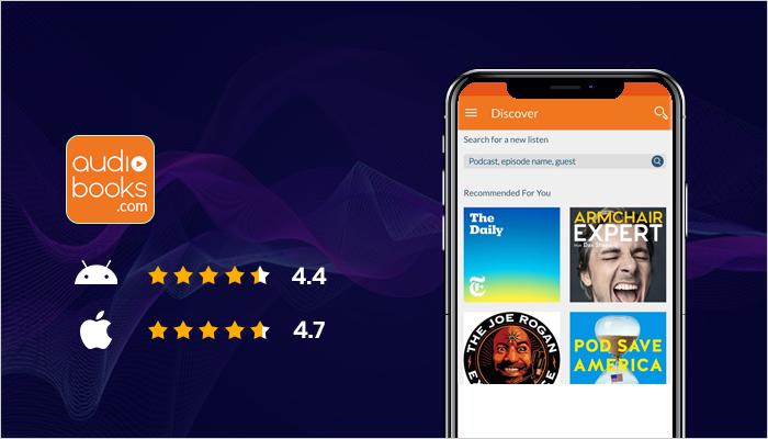 Audiobook Player - Best Audiobook App