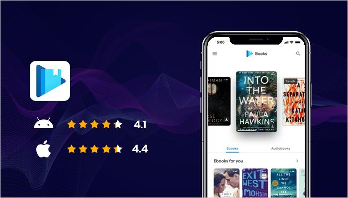 Google Play Books - Best Audiobook App