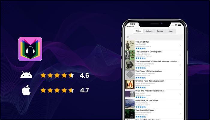 LibriVox - Best Audiobook App