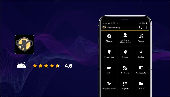 MediaMonkey - Best Audiobook App