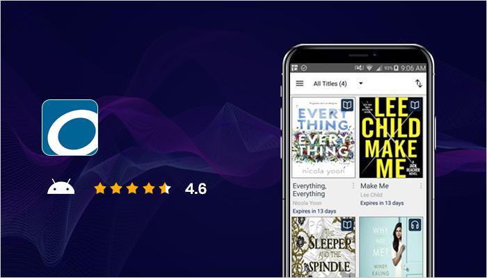 OverDrive - Best Audiobook App