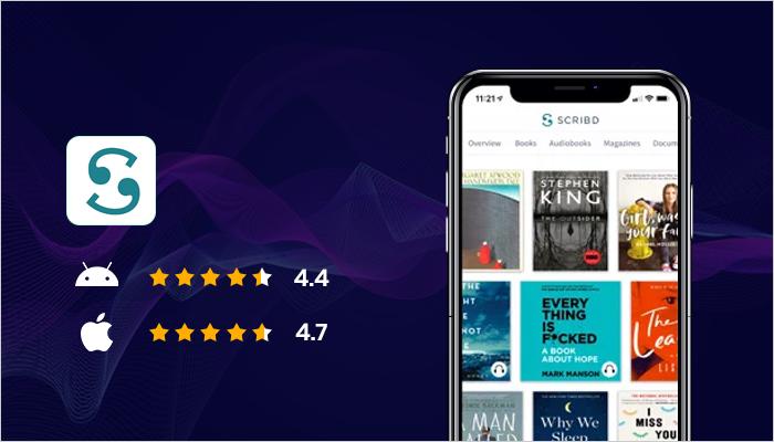 Scribd - Best Audiobook App