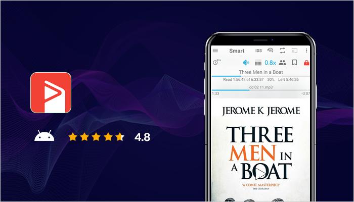 Smart Audiobook - Best Audiobook App