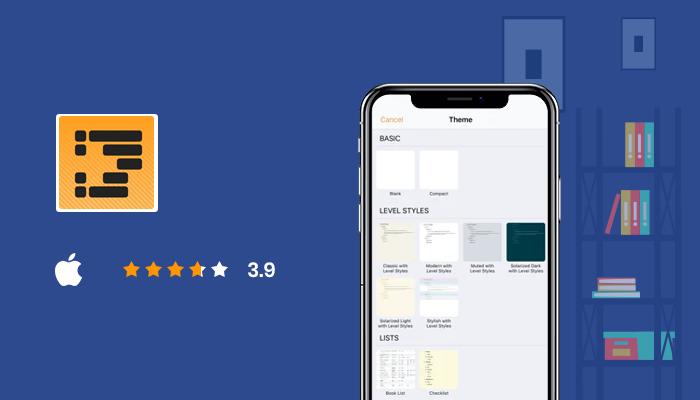 OmniOutliner 2 - Best Writing Apps