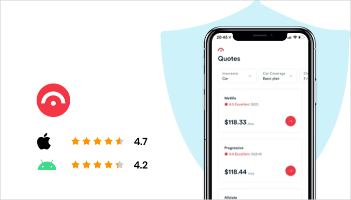 Jerry.ai - Best Insurance Apps