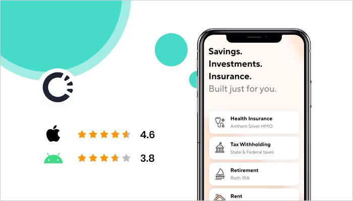 Catch Benefits - Best Finance Apps
