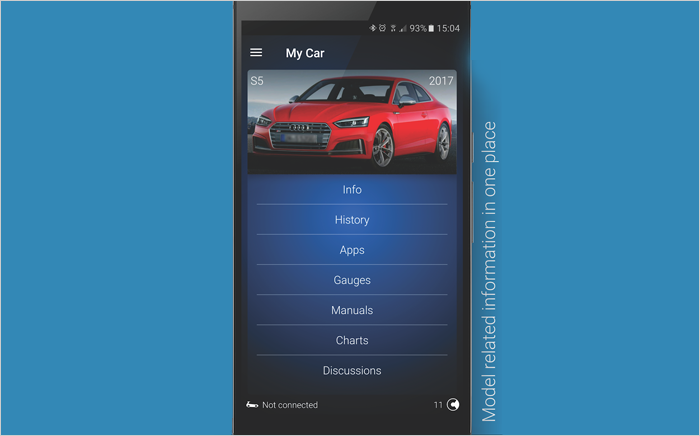 Automatic vehicle identification from VIN