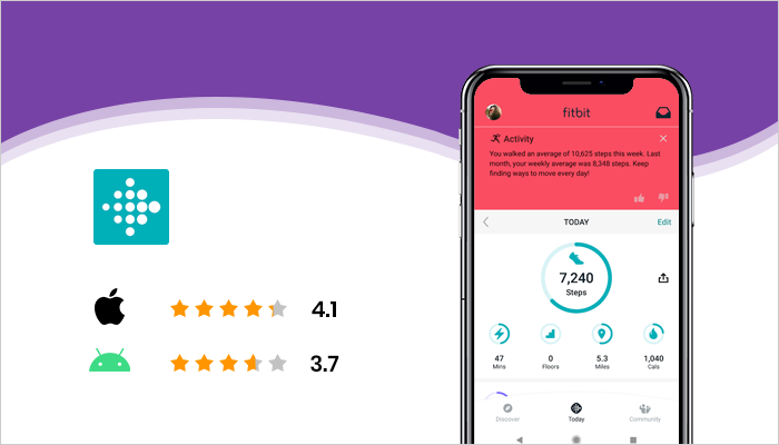 Fitbit - Best Fitness Apps