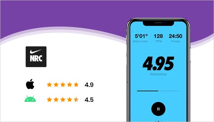 Nike Run Club - Best Fitness Apps