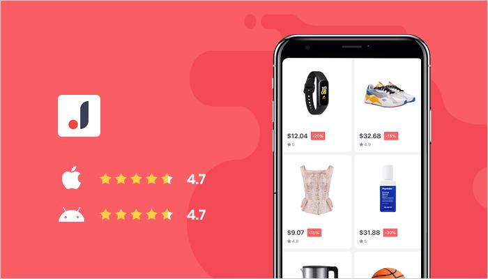 Joom - Best Online Shopping Apps