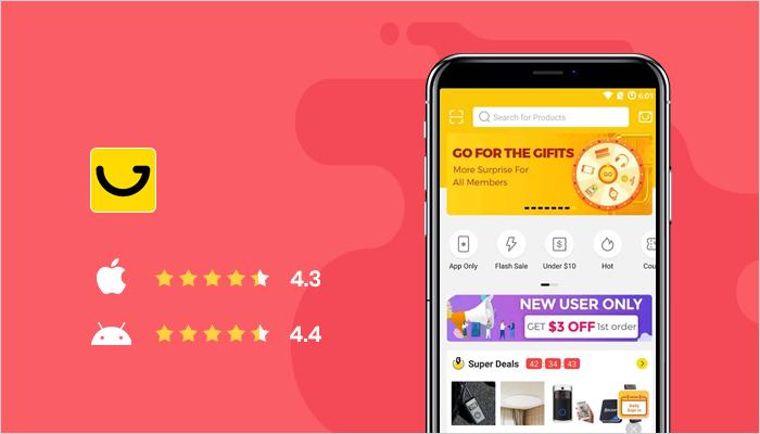 Gearbest - Best Online Shopping Apps