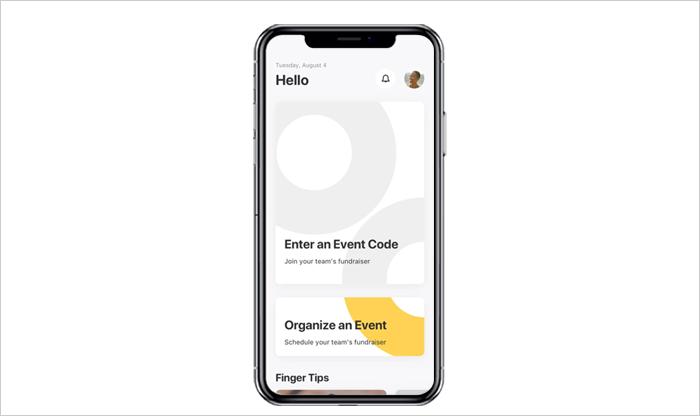 double good app- schedule your event